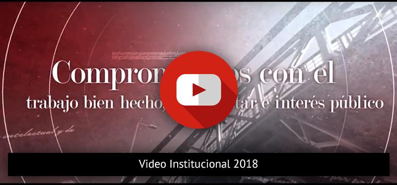 Video Institucional 2018