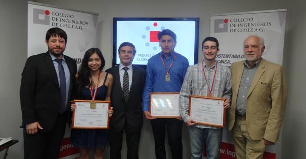 Ceremonia Premio Talento Matemático Joven
