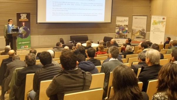 """Seminario del Mes de la Energía """"Energías Renovables"""""""