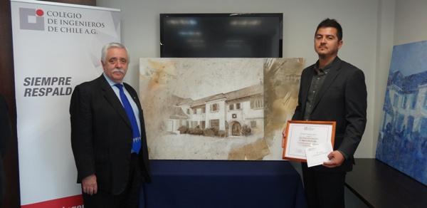 Concurso de Pintura Colegio de Ingenieros