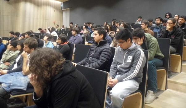 Panel Día de la Ingeniería Universidad de Chile